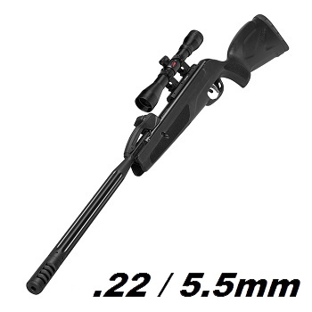 GAMO Replay 10 Maxxim Luftgewehr Set 5.5mm Diabolo - 42 Joule