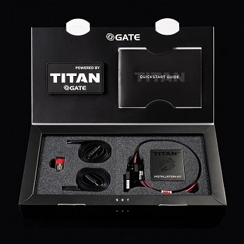 "GATE Electronics TITAN (Drop-in MosFET) ""Advanced Set"" - V2 NGRS Gearbox (Front Wired)"