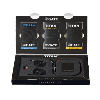 "GATE Electronics TITAN (Drop-in MosFET) ""Advanced Set"" - V3 Gearbox (Universal Wired)"