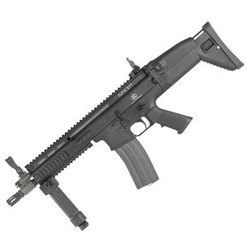 G&G x FN SCAR-L CQC AEG - Black