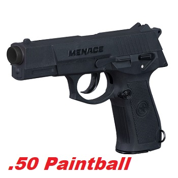 G.I. Sportz Menace Cal .50 Paintball Pistole
