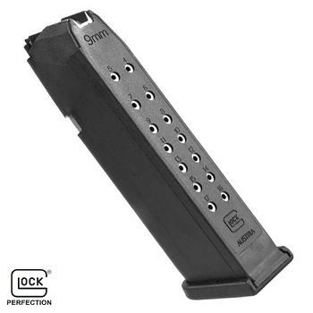 Glock ® Magazin G17 (9mm) - 17rnd
