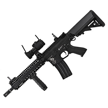 "G&P M4 Mk. 18 Mod. 1 ""Defender"" AEG - Black"