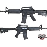 G&P M4 Commando AEG Full Metal
