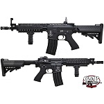 G&P Troy M4 Sentry AEG - Black