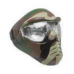 APS Anti-Fog Maske - Woodland