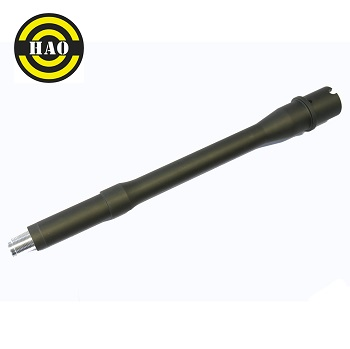 HAO Aluminium Outer Barrel für PTW - M4 CQB Version