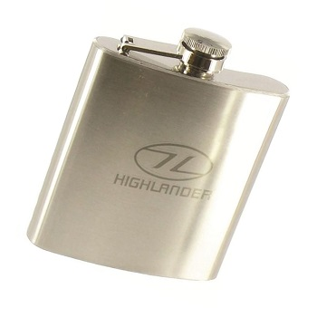 "Highlander ""Hip Flask"" Flachmann"