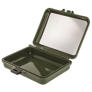 Highlander Wasserresistente Survival Box - Klein