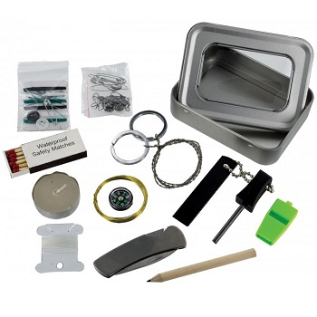 Highlander Coulter Survival Kit