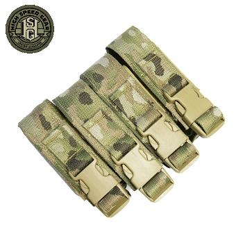 HSGI ® Modular Pistol Magazine Pouch Quad - MultiCam