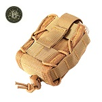 HSGI ® Belt Mount Handcuff TACO Pouch - Coyote