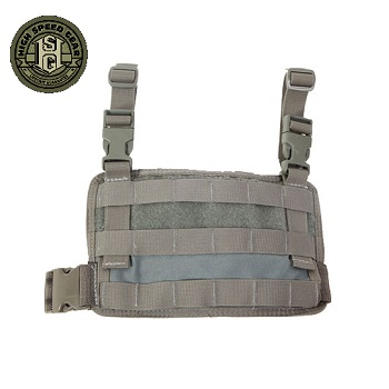 HSGI ® Padded Leg Panel - Wolf Grey