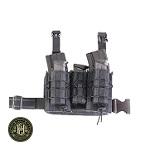 HSGI ® TACO Leg Rig V1 - Black