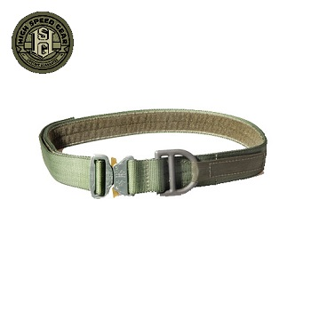 "HSGI ® Cobra Rigger Belt (1.75""), Large - Olive"