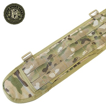 HSGI ® Sure-Grip Molle Belt, Large - MultiCam