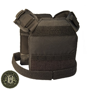 HSGI ® SPC Slick Plate Carrier - Black