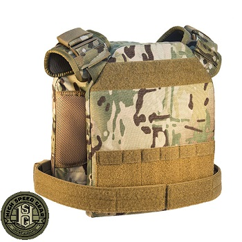 HSGI ® SPC Slick Plate Carrier - MultiCam