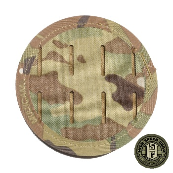 "HSGI ® Gear Disc ""Belt Mount"" 90° - MultiCam"