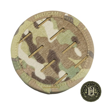 "HSGI ® Gear Disc ""Belt Mount"" 45° Left - MultiCam"