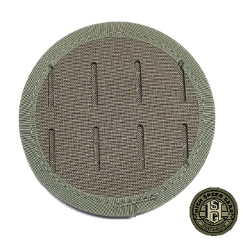 "HSGI ® Gear Disc ""Belt Mount"" 90° - Olive"
