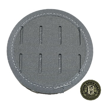 "HSGI ® Gear Disc ""Belt Mount"" 90° - Wolf Grey"