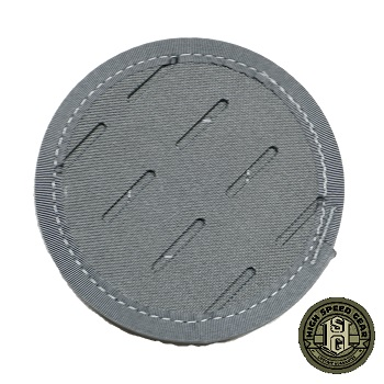 "HSGI ® Gear Disc ""Belt Mount"" 45° Left - Wolf Grey"