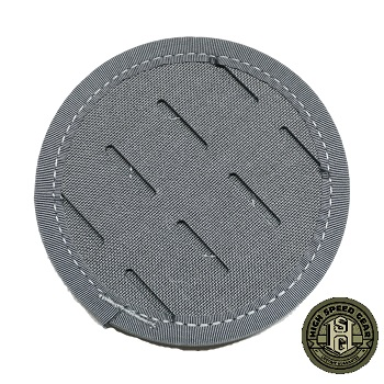 "HSGI ® Gear Disc ""Belt Mount"" 45° Right - Wolf Grey"