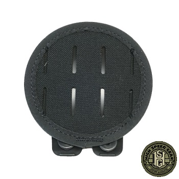"HSGI ® Gear Disc ""Molle"" 90° - Black"