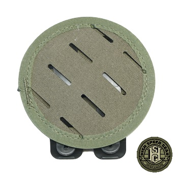 "HSGI ® Gear Disc ""Molle"" 45° Right - Olive"