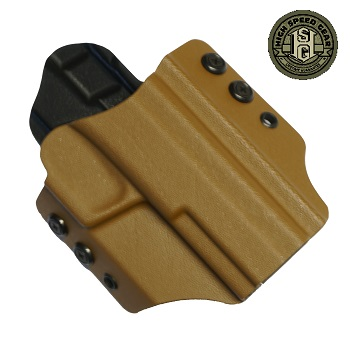 HSGI ® OWB Kydex Holster M&P Full-Size, rechts - Coyote Brown