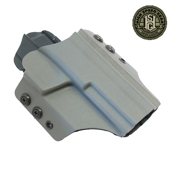 HSGI ® OWB Kydex Holster M&P Extended Slide, rechts - Wolf Grey