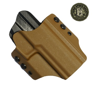 HSGI ® OWB Kydex Holster SIG P320, rechts - Coyote Brown