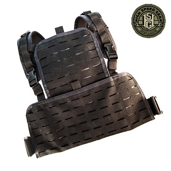 HSGI ® Neo Chest Rig (Laser Cut) - Black