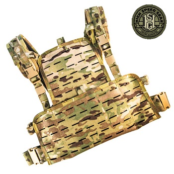 HSGI ® Neo Chest Rig (Laser Cut) - MultiCam