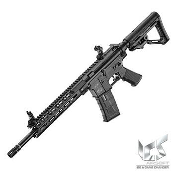 "ICS M4 ""Peleador"" Carbine Sportline AEG - Black"