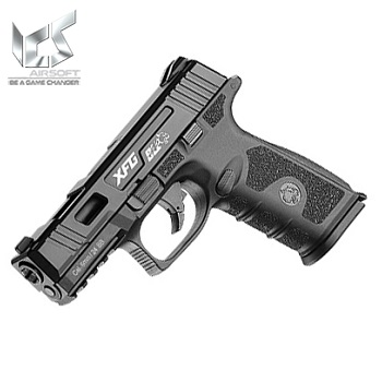 ICS BLE XFG GBB Pistol - Black