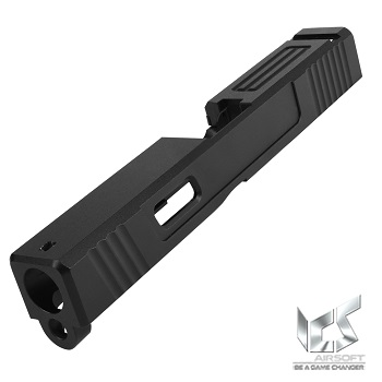 ICS Custom CNC Slide für P17 Serie - Black