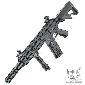 ICS HK416 CXP-16 AEG - Black