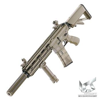 ICS HK416 CXP-16 AEG - Desert