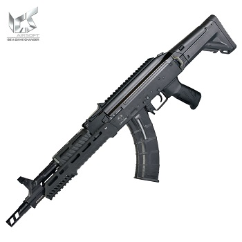 ICS AK-47 ARK Tactical AEG (MosFET) - Black