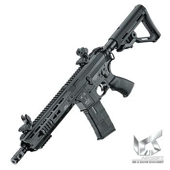 ICS M4 CXP HOG KeyMod AEG/EBB - Black