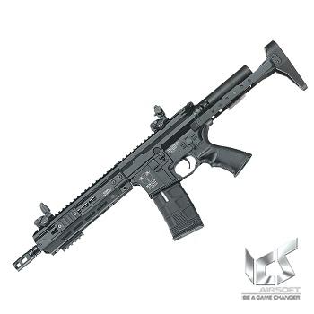 ICS M4 CXP HOG QRS KeyMod AEG/EBB - Black