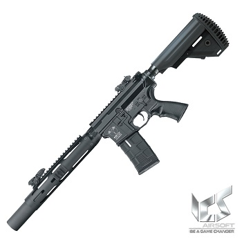 ICS M4 CXP Tubular SD S1 AEG/EBB - Black