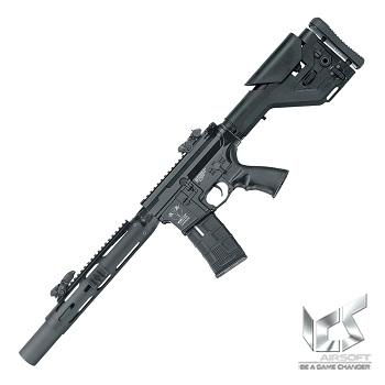 ICS M4 CXP Tubular SD UKSR AEG/EBB - Black