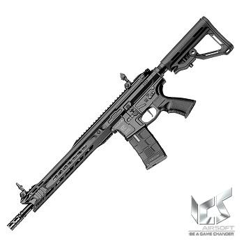 "ICS M4 CXP M.A.R.S. Carbine ""SSS"" AEG/EBB - Black"