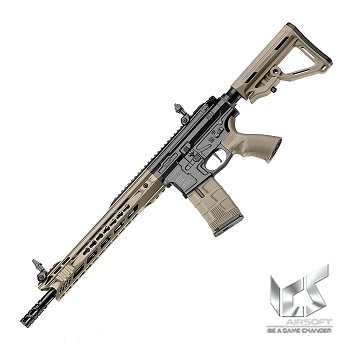 ICS M4 CXP M.A.R.S. Carbine AEG/EBB - Dual Tone