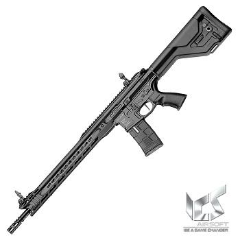 ICS M4 CXP M.A.R.S. DMR UKSR AEG/EBB - Black