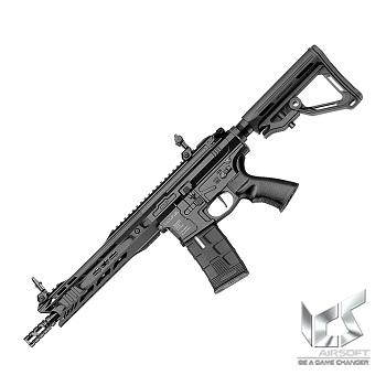ICS M4 CXP M.A.R.S. SBR AEG/EBB - Black