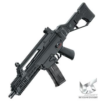 ICS G36 SFS AEG - Black